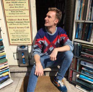 Simon Marshall - Bookseller