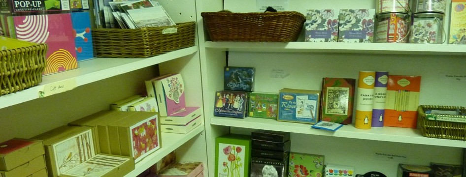 Gifts for you to remember your experience at Scarthin's Book Shop and Derbyshire