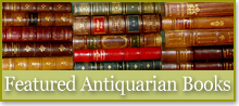 Scarthin Books - Featured Antiqurian Books