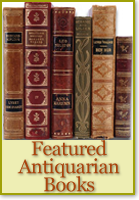 Scarthin Books - Featured Antiquarian Books