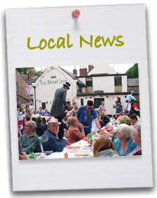 Scarthin books - Local News