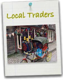 Scarthin Books - Local Traders
