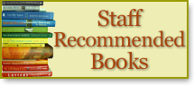 Scarthin Books - Staff Book Recommendations